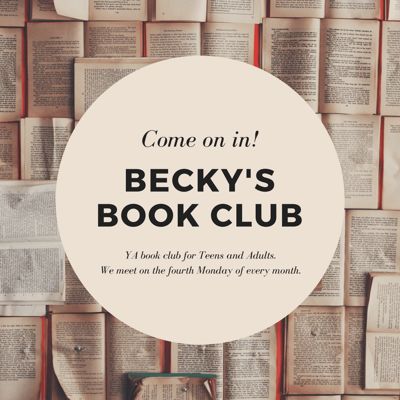 Book Club for Teens & Adults