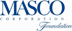 Masco Foundation Blue Logo