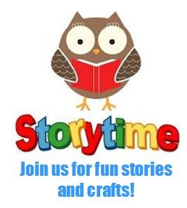 Picture of an owl and information about Toddler Storytime