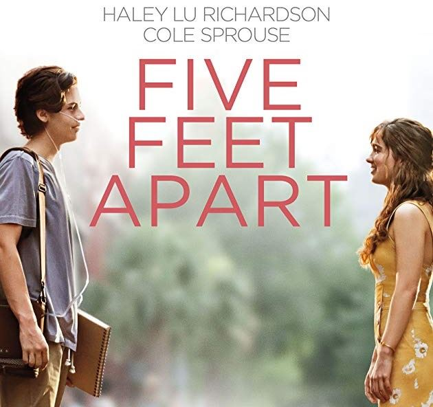 Movie Poster for Five Feet Apart