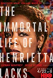 movie poster immortal life of henrietta lacks