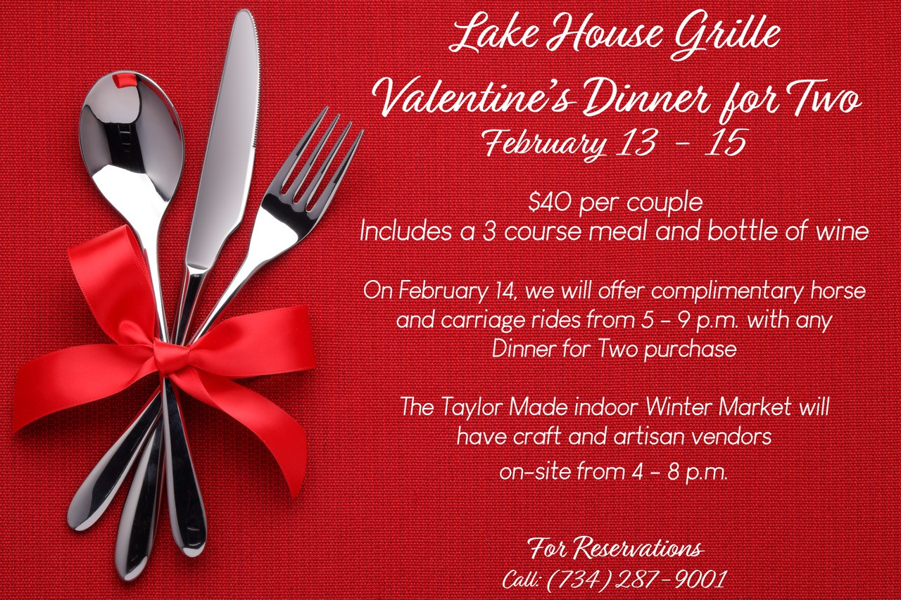 Lakes Valentine Promotion