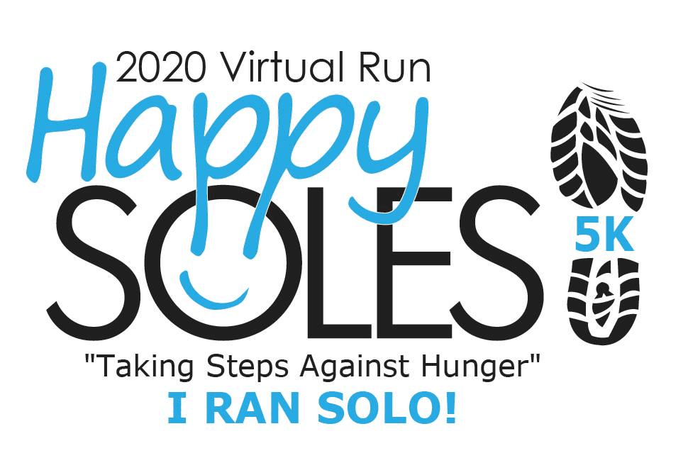 Happy Soles 5K 2020 Logo